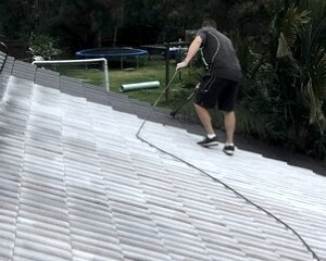 Roof Restoration Northern Suburbs Melbourne - Roof Painter